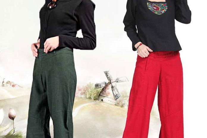 Wygoda i styl, czyli spodnie damskie nie tylko dla szczupłych