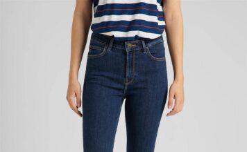 Spodnie Lee damskie