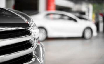 Salon samochodowy Dacia